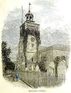 St Mary's Church, Mortlake